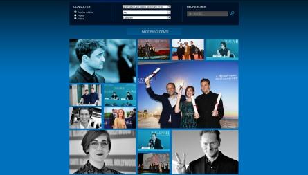 Photothèque du site